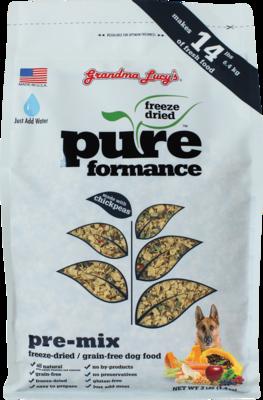 GRANDMA LUCYS PURE PREMIX 3#