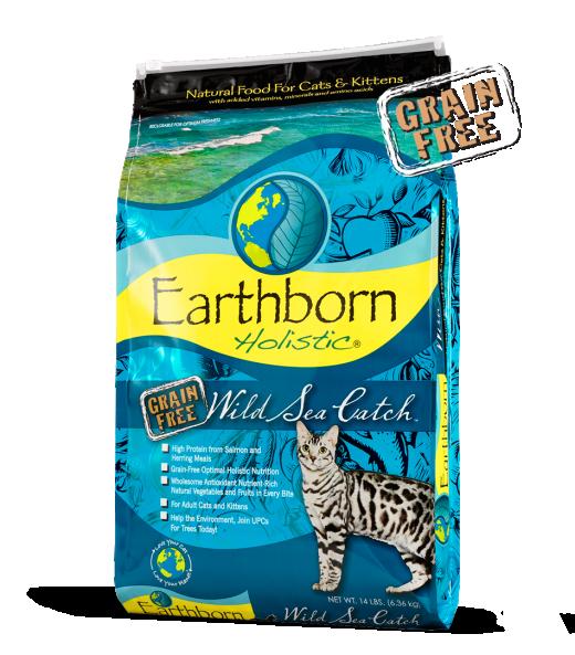 MPF EARTHBORN CAT WILD SEA CATCH 14#