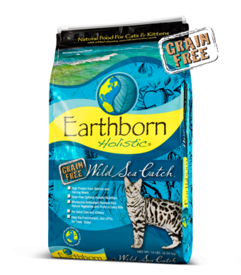 MPF EARTHBORN CAT WILD SEA CATCH 14#