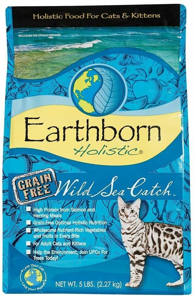 MPF EARTHBORN CAT WILD SEA CATCH 5#