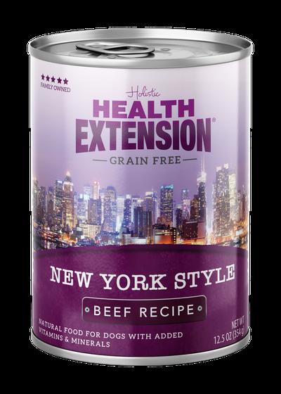 HEALTH EXT NY STYLE BEEF 12.5oz