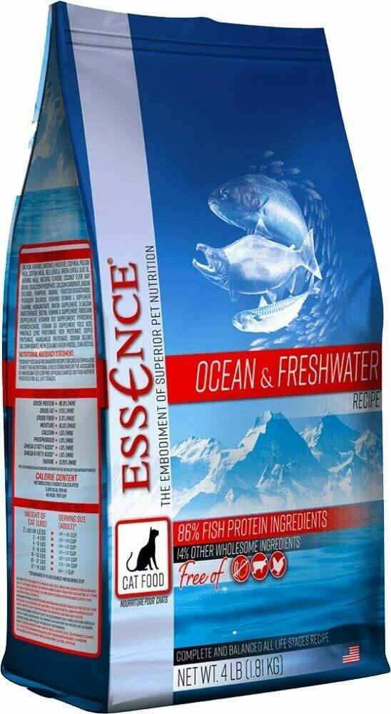 PG XXX ESSENCE CAT OCEAN & FISH 4#