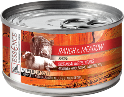 ESSENCE CAT RANCH & MEADOW 5.5oz