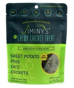 JIMINYS PEAS AND SWP CHEW 6oz