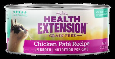 HEALTH EXT CAT CHX PATE 2.8oz