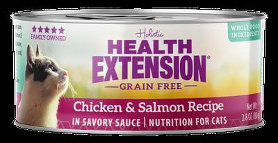 HEALTH EXT CAT CHX/SALM 2.8oz