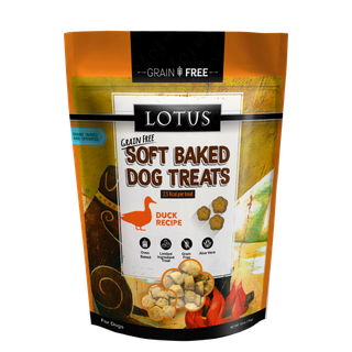 LOTUS SOFT BAKED DUCK 10OZ