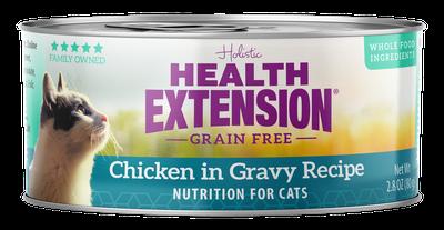 HEALTH EXT CAT CHX/GRAVY 2.8OZ