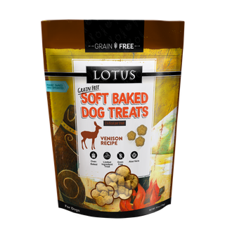 LOTUS SOFT BAKED VENISON 10OZ