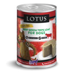 LOTUS GF LOAF GREEN TRIPE 12.5oz