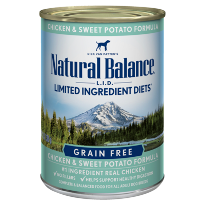 NAT BAL CHICKEN/SWP 13oz
