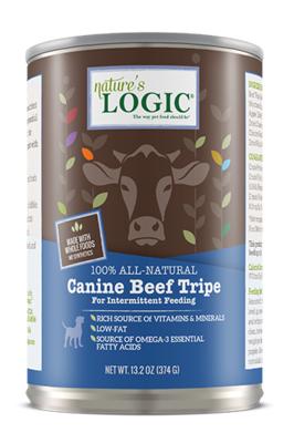NATURES LOGIC BEEF TRIPE 13oz
