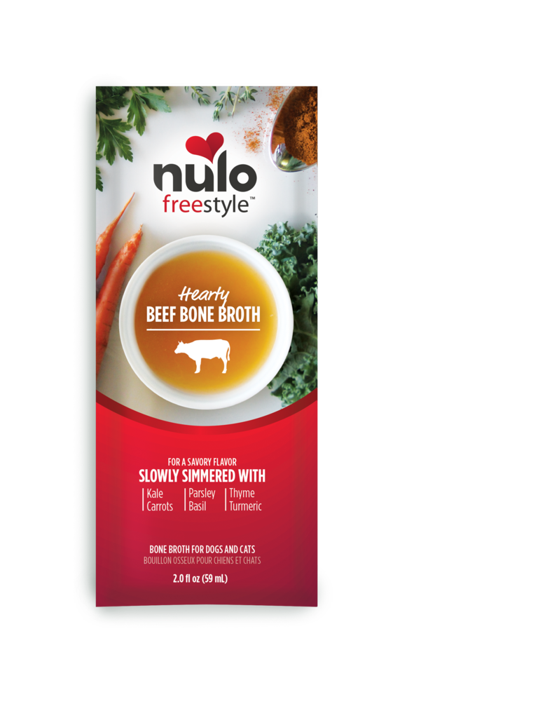 NULO BONE BROTH BEEF 2oz
