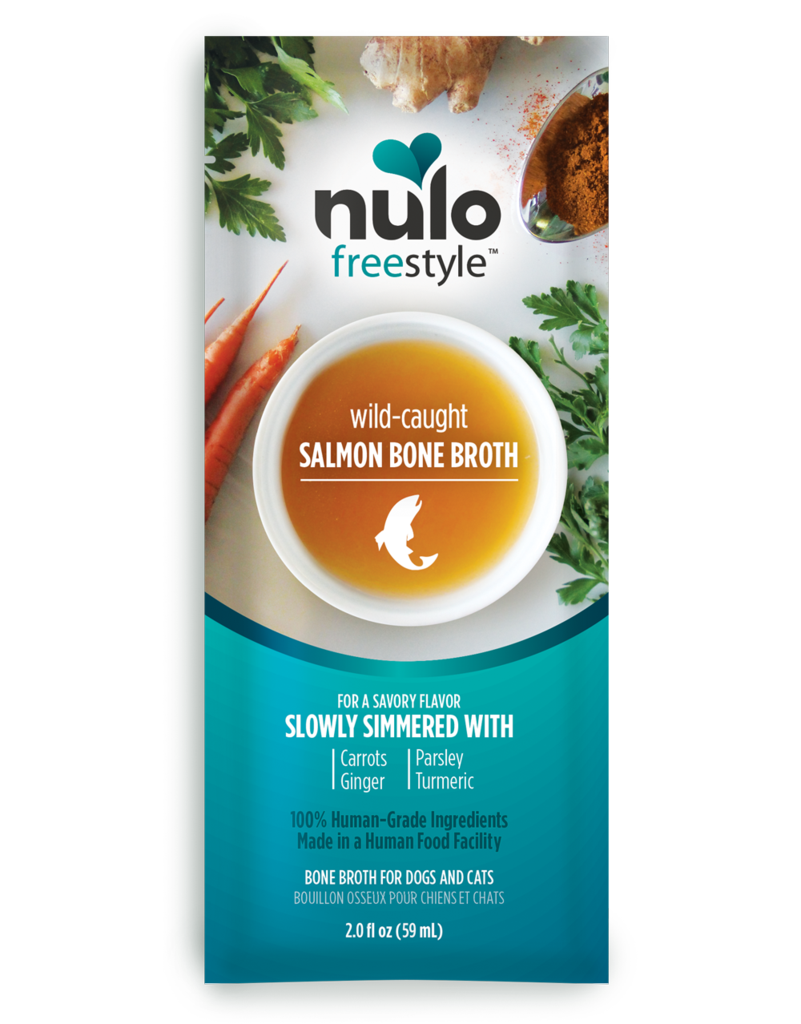 NULO BONE BROTH SALMON 2oz