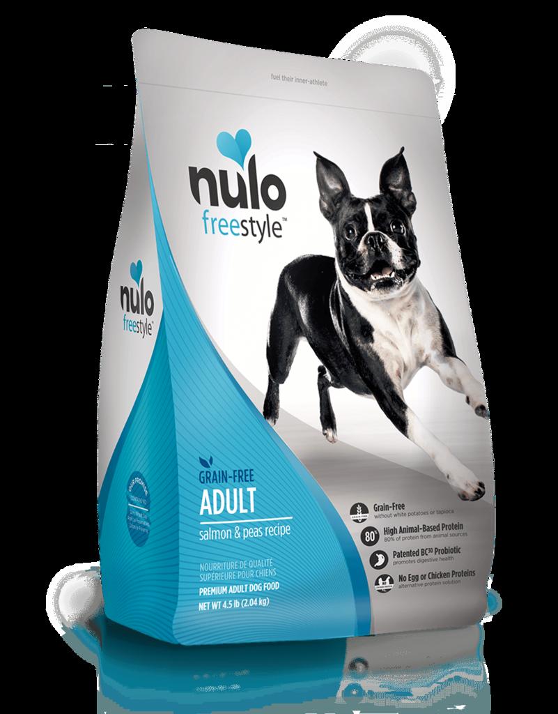 NULO FREE GF ADULT SALMON 4.5#