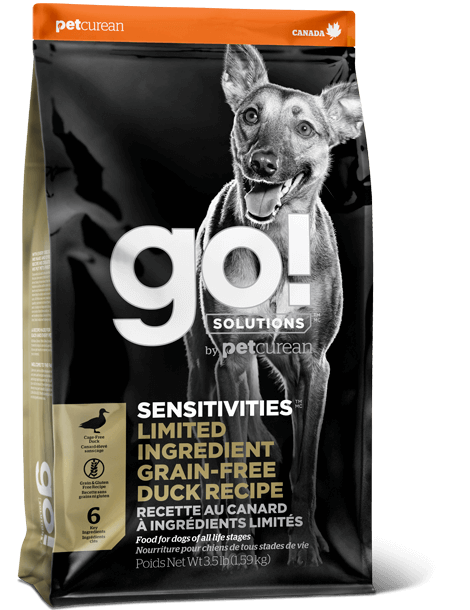 PETCUREAN GO LID DUCK 3.5#