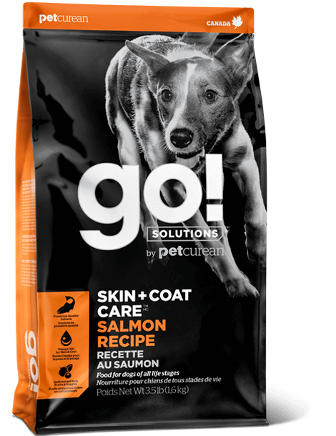 PETCUREAN GO SK+CT CARE SALMON 12#