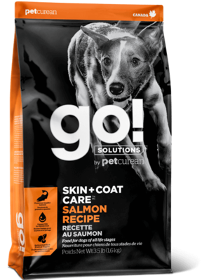 PETCUREAN GO SK+CT CARE SALMON 3.5#