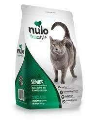 NULO CAT SENIOR DUCK/SWP 5#