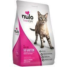 NULO CAT & KITTEN CHX/COD 5#