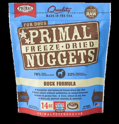 PRIMAL NUGGETS DUCK 3#