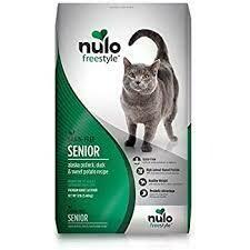 NULO CAT SENIOR DUCK/SWP 12#