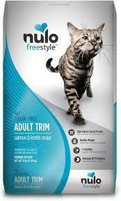 NULO CAT TRIM SALMON 12#