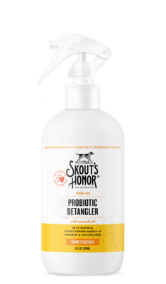 SKOUTS DETANGLER HONEYSUCKLE 8oz