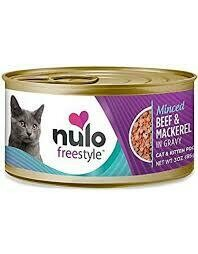 NULO CAT MINCED BEEF/MACK 3oz