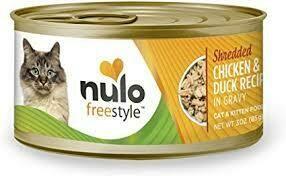 NULO CAT SHRED CHX/DUCK 3oz