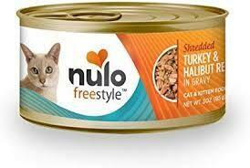 NULO CAT SHRED TKY/HALIBUT 3oz