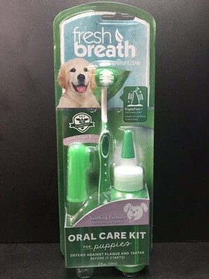 TROPI BREATH ORAL KIT PUPPIES