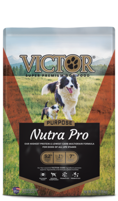 VICTOR NUTRA PRO 40#