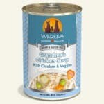 WERUVA GRANDMA'S CHICKEN SOUP DOG 14oz