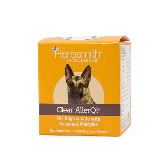 HERBSMITH CLEAR ALLERQI 75g