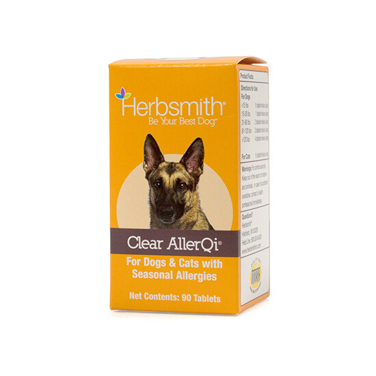 HERBSMITH CLEAR ALLERQI 90ct