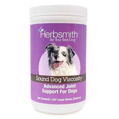 HERBSMITH SOUND DOG LG 120ct