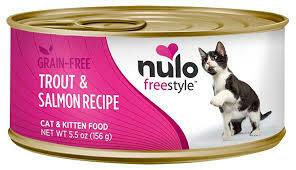 NULO CAT PATE TROUT/SALM 5.5oz