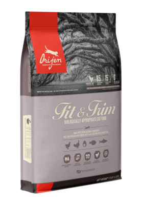 ORIJEN CAT FIT & TRIM 12#