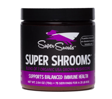 DYD SUPER SNOUTS SUPER SHROOMS 75GR