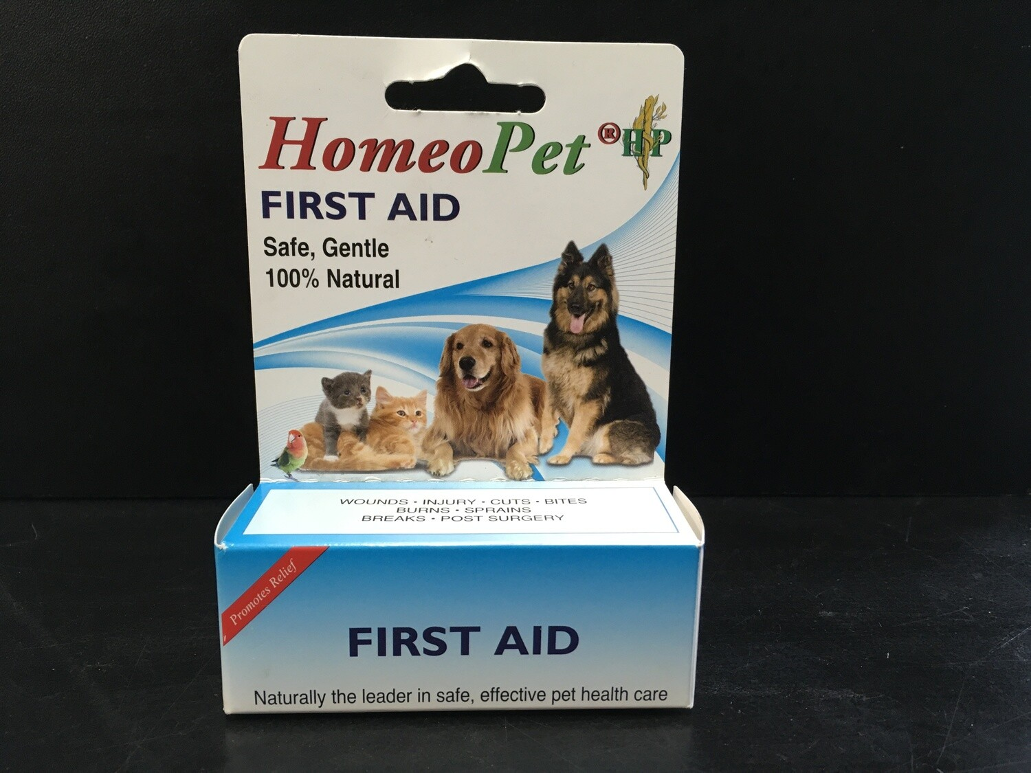 HOMEOPET FIRST AID