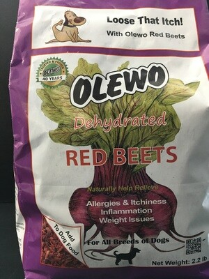 OLEWO RED BEETS 2.2#