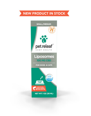 PET RELEAF LIPOSOME 330MG
