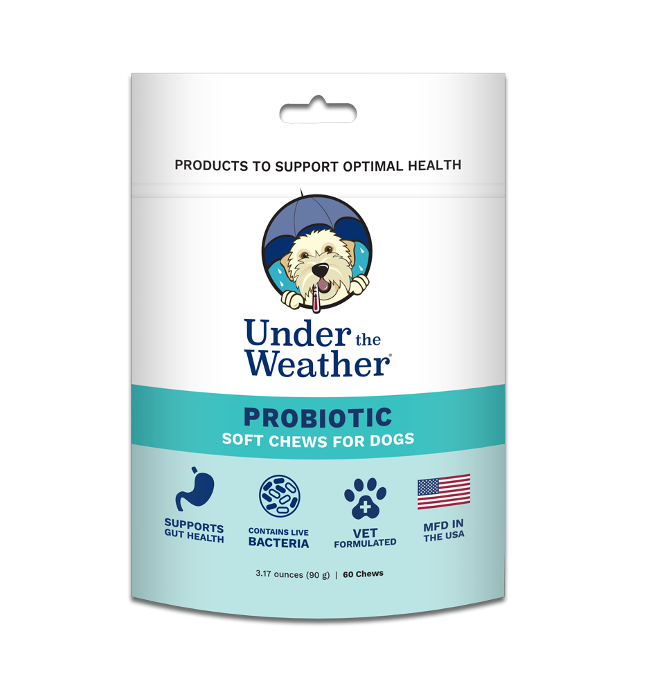 UTW SUP DOG PROBIOTIC 60CT