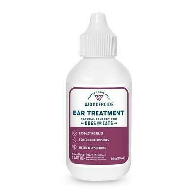 WONDERCIDE EAR TREATMENT 2OZ