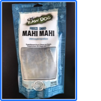 OC RAW FD MAHI MAHI TREAT 3.2oz