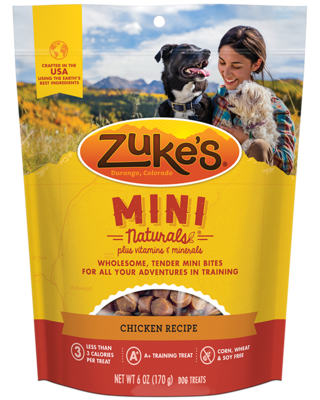 ZUKES MINI NATURAL CHIX 1#