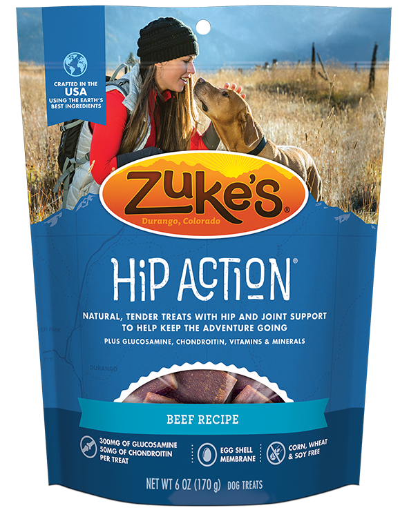 ZUKES HIP ACTION BEEF 6oz