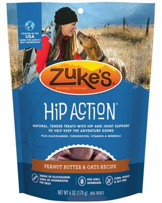 ZUKES HIP ACTION PNT BTR 6oz