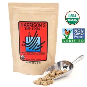 HARRISON HIGH POTENCY COARSE 1#